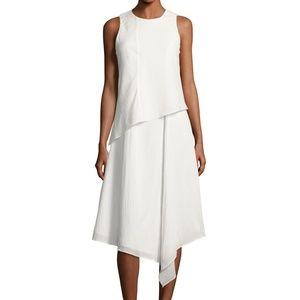 Rag & Bone Bright White Fernay Cotton Dress